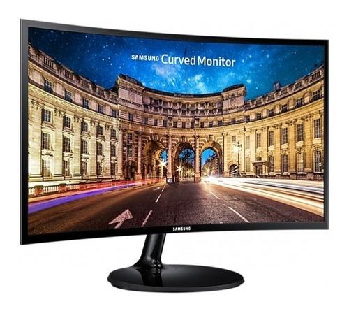 Monitor Gamer Samsung Curvo 24 Fhd Mntr Vga/ Hdmi Nuevo