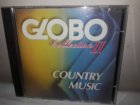 Cd Globo Country Music Collection Vol.2 Ja
