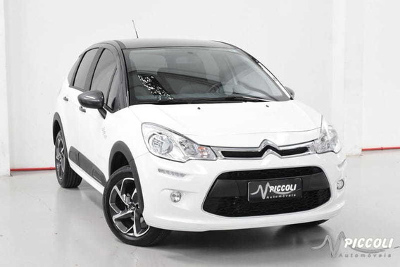 Citroen C3 Urban Trail 1.6 Flex 16v 5p Aut