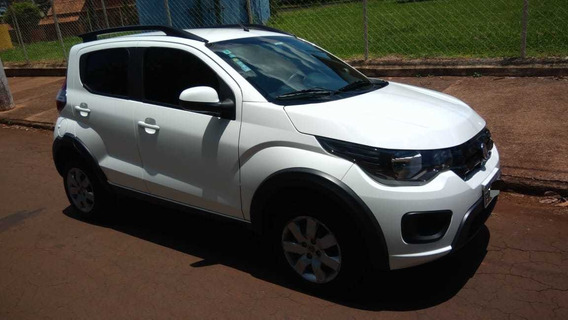 Fiat Mobi Way 1.0 Fire Flex 2017 Baixa Km Segunda Dona