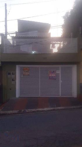 Imagem 1 de 15 de Casa Vila Luzita Por R$ 1.100/mês - Vila Suíça - Santo André/sp - Ca1019