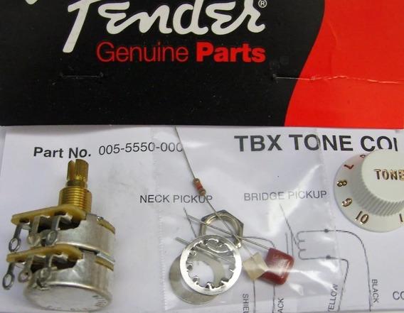 Potenciometro Fender Tbx Original Importado Usa