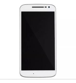 Modulo Motorola Moto G4 Play Xt1601 Con Marco Caba + Glass