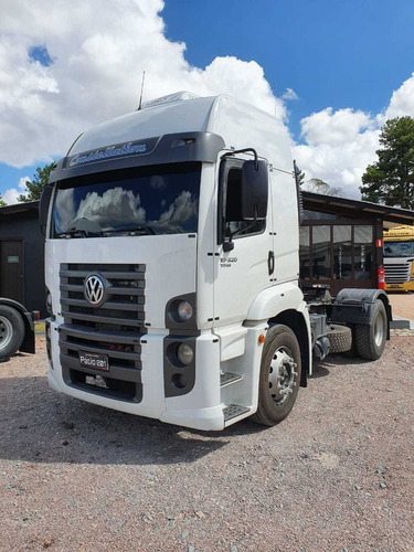 Vw 19.320 2008 Constellation Cavalo 4x2 Toco Volks 19320