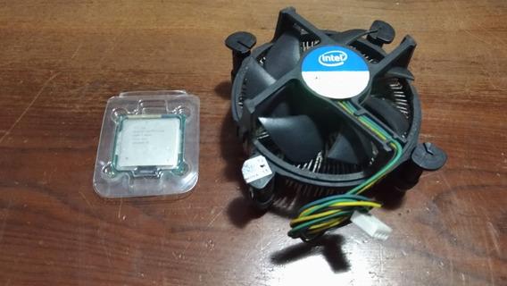 Intel Core I7 3770 + Cooler Original