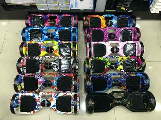Hoverboard Skate Elétrico 6,5 Polegadas Led +bolsa Barato Bt