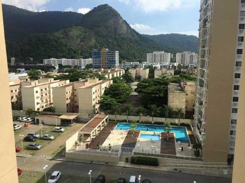 Imagem 1 de 15 de Apartamento-à Venda-camorim-rio De Janeiro - Svap30146