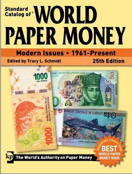 Catalogo De Billetes Standard Catalog Of World Paper Money