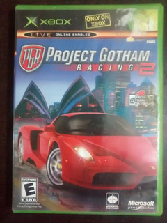 Project Gotham Racing 2 - Xbox - Game Freaks