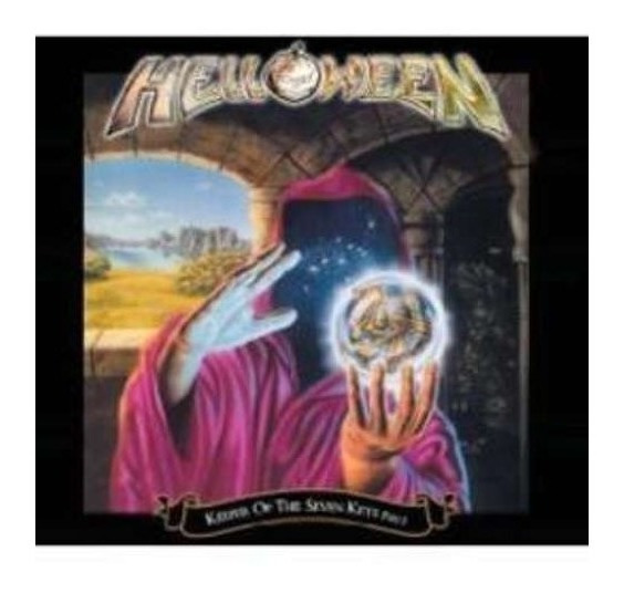 Helloween Keeper Of The Seven Keys 1 Cd Nuevo