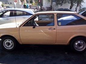 Volkswagen Gol Bx 1.6 1984