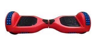 Skate eléctrico hoverboard Max-You F5 Rojo