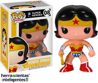 Wonder Woman Funko Pop Dc Comics