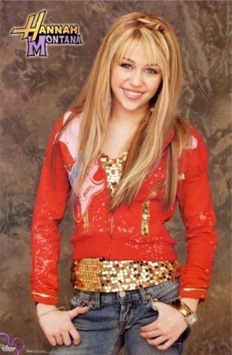 Poster Importado Hannah Montana / Miley Cyrus ( Disney )