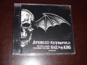 Cd Avenged Sevenfold Hail To The King Lacrado !!!