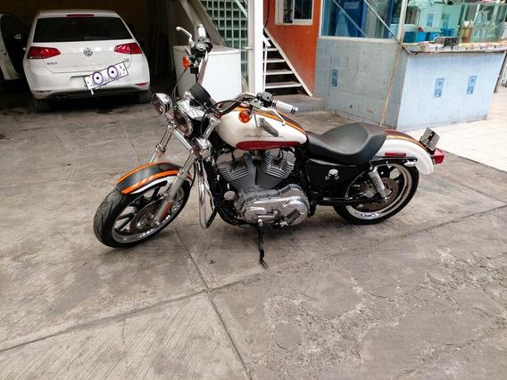 Harley Davidson Super Slow