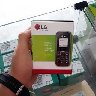 Telefone Celular Rural Lg B220 Numeros Grandes E Lanterna
