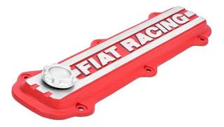 Tapa De Valvulas Fiat Racing 128 147 1 Uno Roja C-shop
