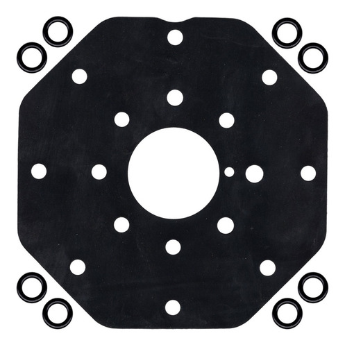 Membrana Válvula Dosificadora Combustível 8 Cil Ka