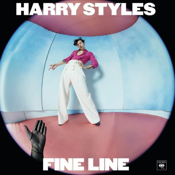 Cd Harry Styles Fine Line 2019
