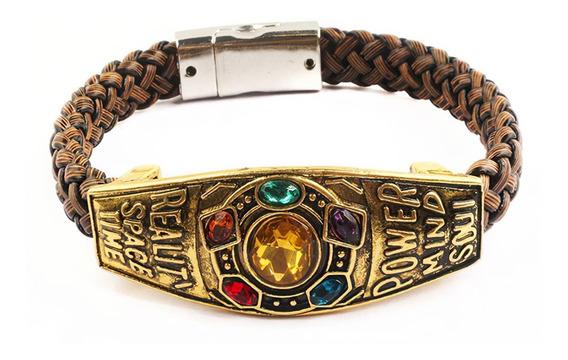 Pulsera Gemas Del Infinito Thanos Avengers Marvel