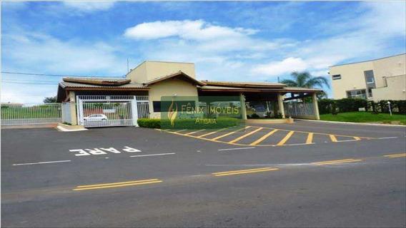 Terreno Em Atibaia Bairro Condomínio Atibaia Park I - V8
