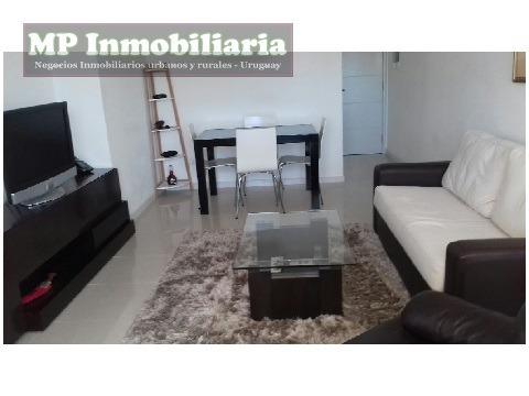 Comodo Apartamento 1 Dormitorio Con Cochera Y Amenities