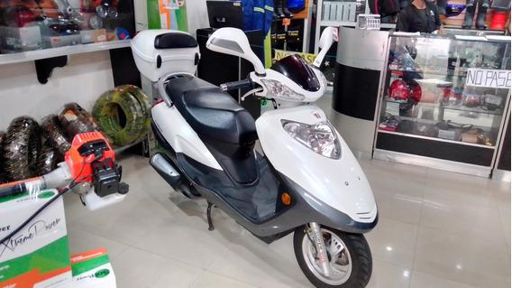 Moto Hj125-t Skyhawk Haojue