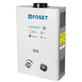Calentador De Paso Instantáneo, 6 L, 1 Servicio, Gas Lp,