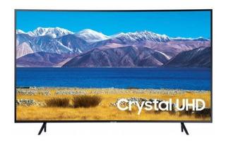 Tv Samsung 65 Pulgadas 156 Cm 65tu8300 Led 4k-uhd Cur Tk834