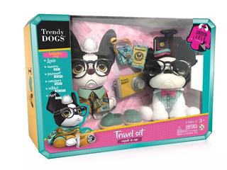 Trendy Dogs Louis Set De Viaje Travel Set Cambia Su Look