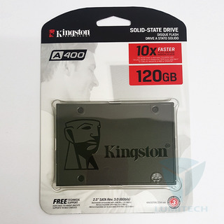 Disco Solido Ssd Kingston A400 120gb 3.0 6gb/s