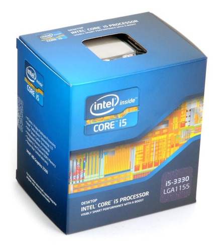 Processador Intel Core I5 Quad Core 3,2ghz, 6mb. Top