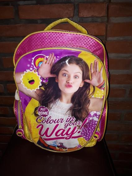 Mochila Soy Luna !!!