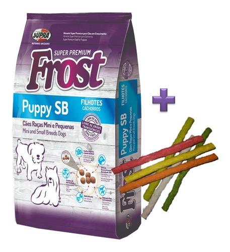 Frost Cachorro Raza Pequeña Mediana 10kg Mas Regalo Y Envio