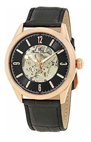 Lucien Piccard Lp-10660a-rg-01 Loft Reloj Automático De Cuer