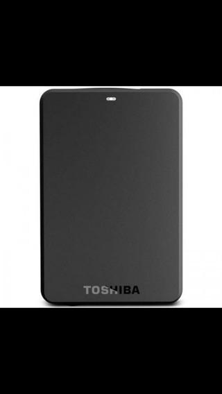 Hd Externo Toshiba 500gb