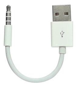 Cabo iPod Nano Shuffle Touch 1ª 2ª 3ª 4ª 5ª 6ª 7ª 8ª Geração
