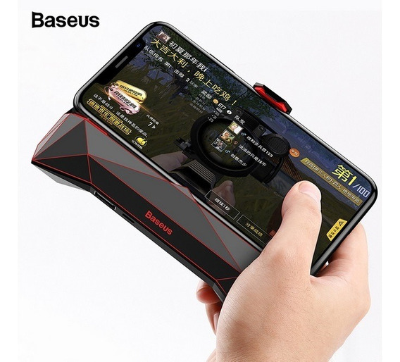Baseus Game Holder Cooler Jogo Dissipador De Calor Controlad
