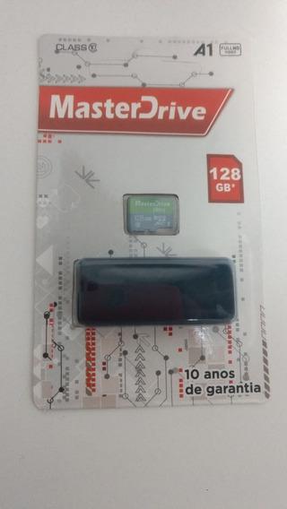 Cartão De Memória / Pen Drive Masterdrive 128gb Original