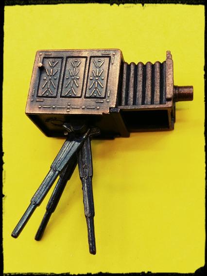 Camara De Fotos Coleccion Miniatura Metal Sacapuntas
