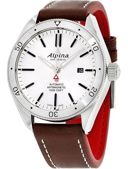 Relógio Suíço Alpina Automatic Al-525ss5aq6