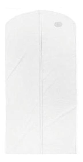 Paquete De 12 Porta Vestido De Novia Vinil Blanco 91x182 Cm