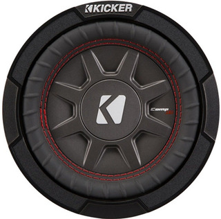 Kicker Comprt 6.75 2-ohm Subwoofer