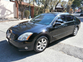 Nissan Maxima 3.5 Sl Luxury Mt Cvt