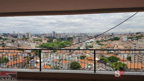 Apartamento - 02 Por Andar ! Jardim São Paulo  - St14590