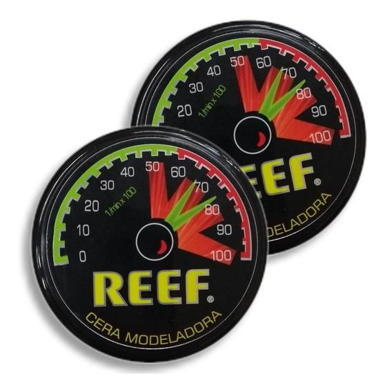 Cera Capilar Modeladora De Cabello Reef 2un Define Peinados