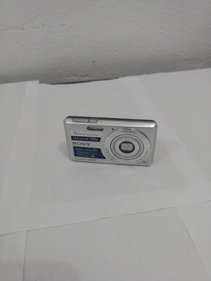 Camera Digital Sony Cyber-shot Ler A Descrição