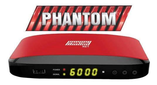 Phantom Net, Novo, Pronta Entrega, Atualizado
