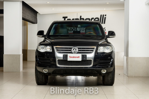 Volkswagen Touareg 2009 4.2 V8 Premium Usados Taraborelli